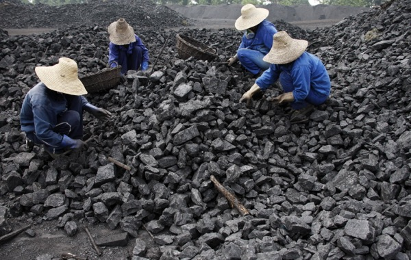 6. Chinese coal mines